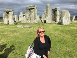 me at Stonehenge , Laura B - July 2016