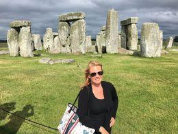 me at Stonehenge , Laura B - July 2016