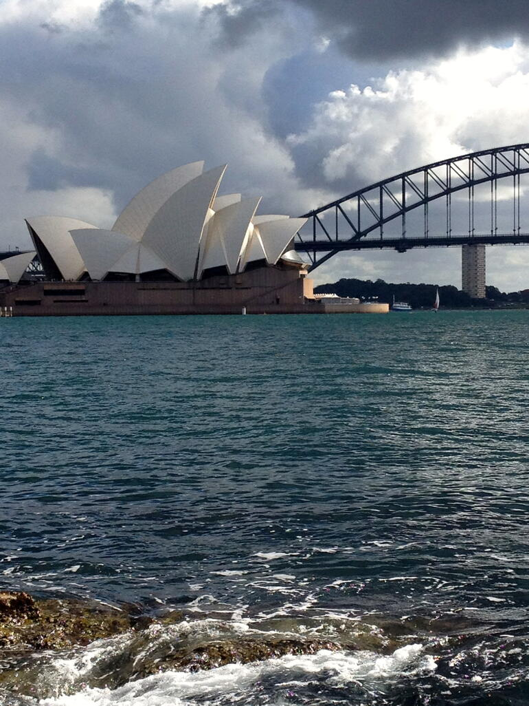 Sydney Bridge - Sydney