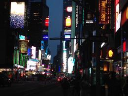Découvrir Time square trépidant en bus la nuit c'est le TOP! , famillychato9 - July 2014