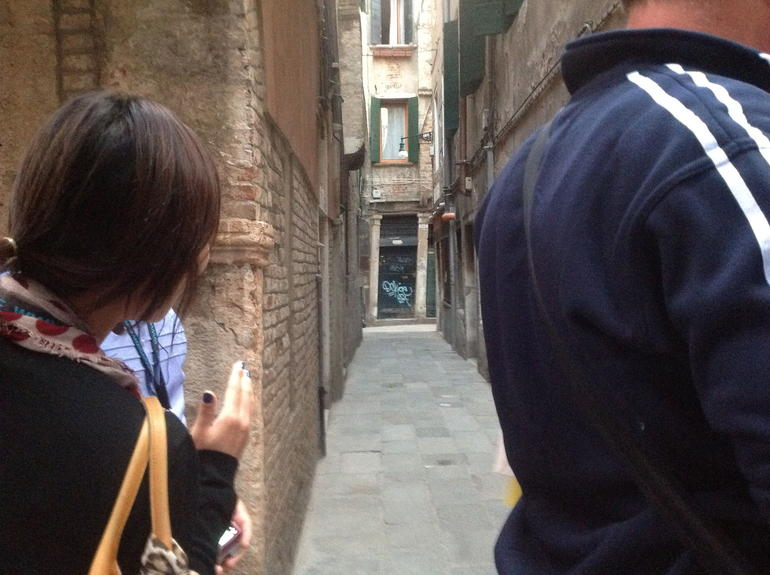 Venice is sinking - Venice