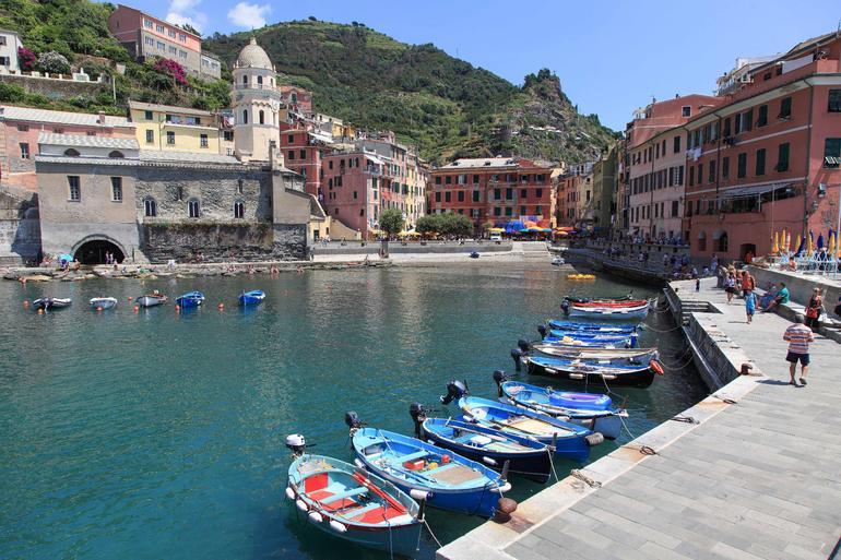 Vernazza bay - Florence