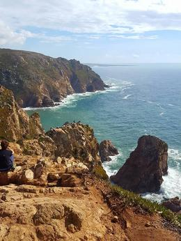 View of the westernmost point, Cabo da Roca , marilely0813 - October 2016