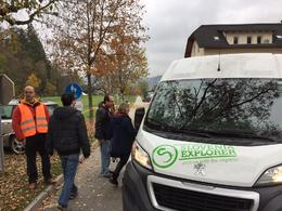 My family and the Eslovenia Explorer Vehicle , Marcelo Sechieri C. Neves - November 2016
