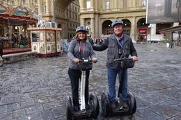 Barb and Wayne enjoying Florence , Barbara H - January 2017
