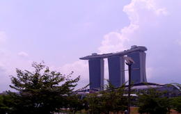 Singapor Hop-on-and-off Tour: Marina Bay Sands Resort , Ayama - March 2017