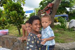 Friendly Village Children , Edward Y - March 2017