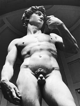 David by Michelangelo , Chynna P - June 2017
