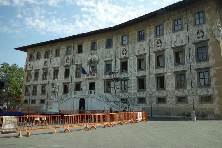Livorno Private Shore Excursion to Pisa and Florence
