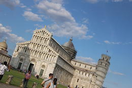 Pisa in all of it's glory! , Eric D - August 2017