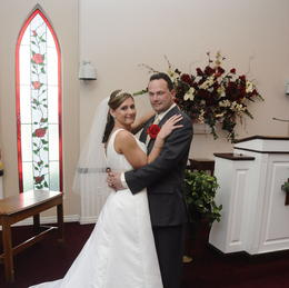 Our wedding day at A Special Memory Wedding Chapel! , denise1 - April 2012