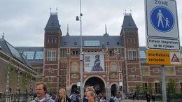 Amsterdam , Damara P - September 2015