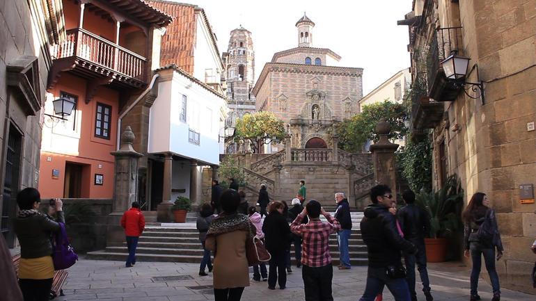Barcelona Morning Sightseeing Tour - Barcelona