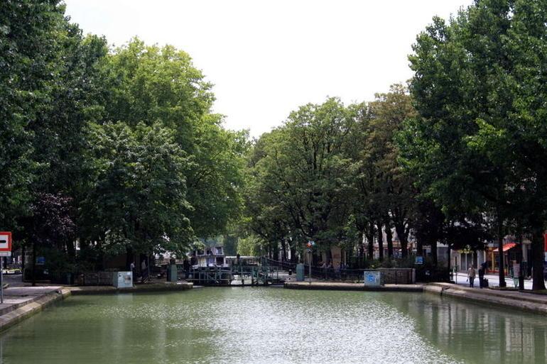Canal St. Martin 1 - Paris