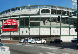 Wrigley Field - January 2013