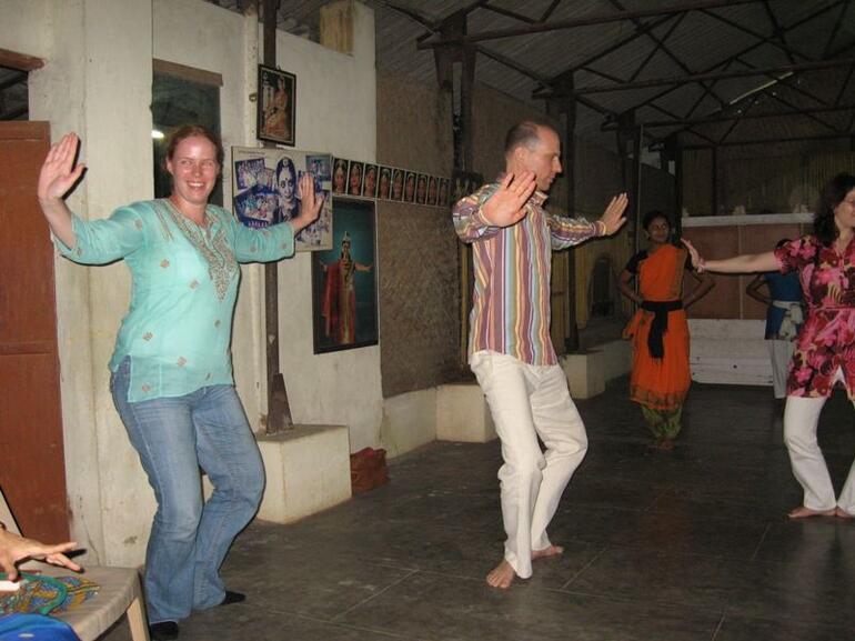 Dancer's Trail - Chennai