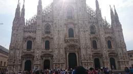 At Duomo! , Sally N - August 2014