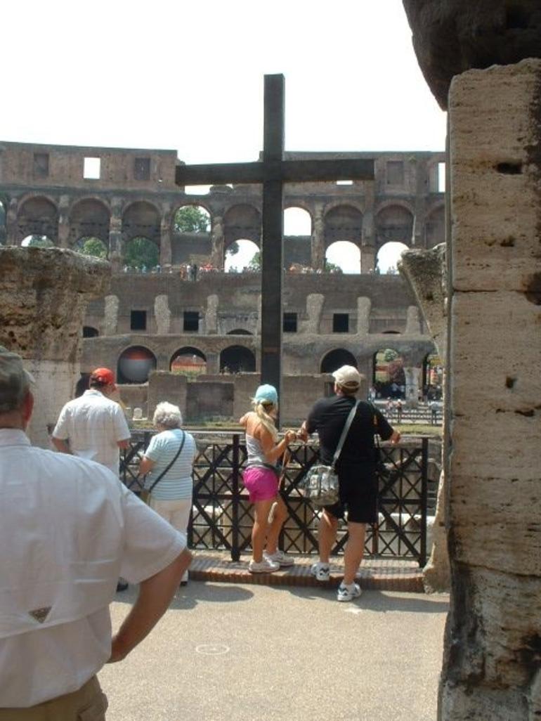 Emperor's Cross - Rome