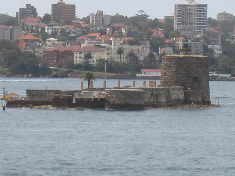 Fort Denison, Sydney Harbour - Sydney
