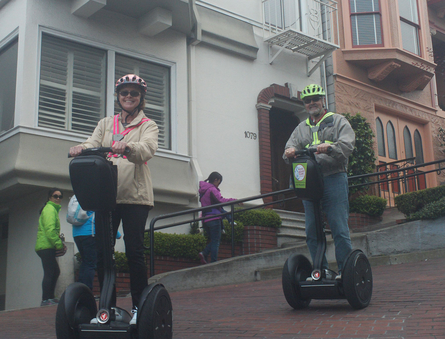 MAIS FOTOS, Excursão de Segway privada - Cais e Colinas de San Francisco