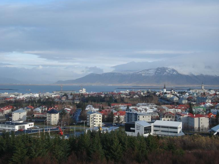 Hallgrim's view - Reykjavik