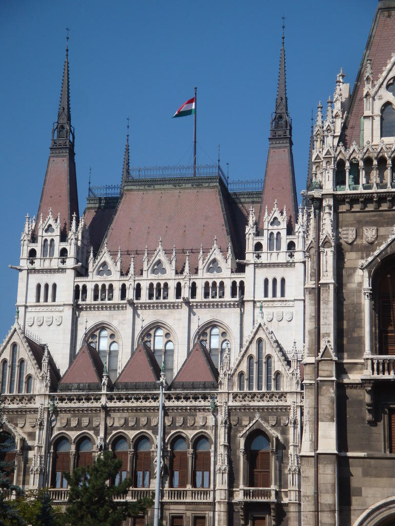 Houses of Parliament (2) - Budapest