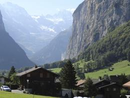 What a captivating excursion. It truly was the pinnacle of our trip to do the Jungfraujoch. As you ride the train up the mountain, you see pristine villages, such as this, nestled in the valleys..., Jean C - September 2013