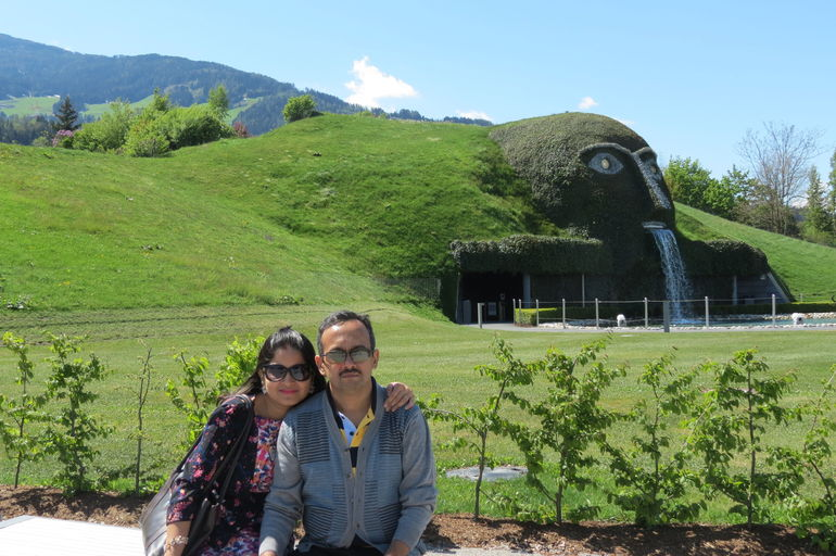 Swarovski Crystal Worlds and Innsbruck Day Trip from Munich