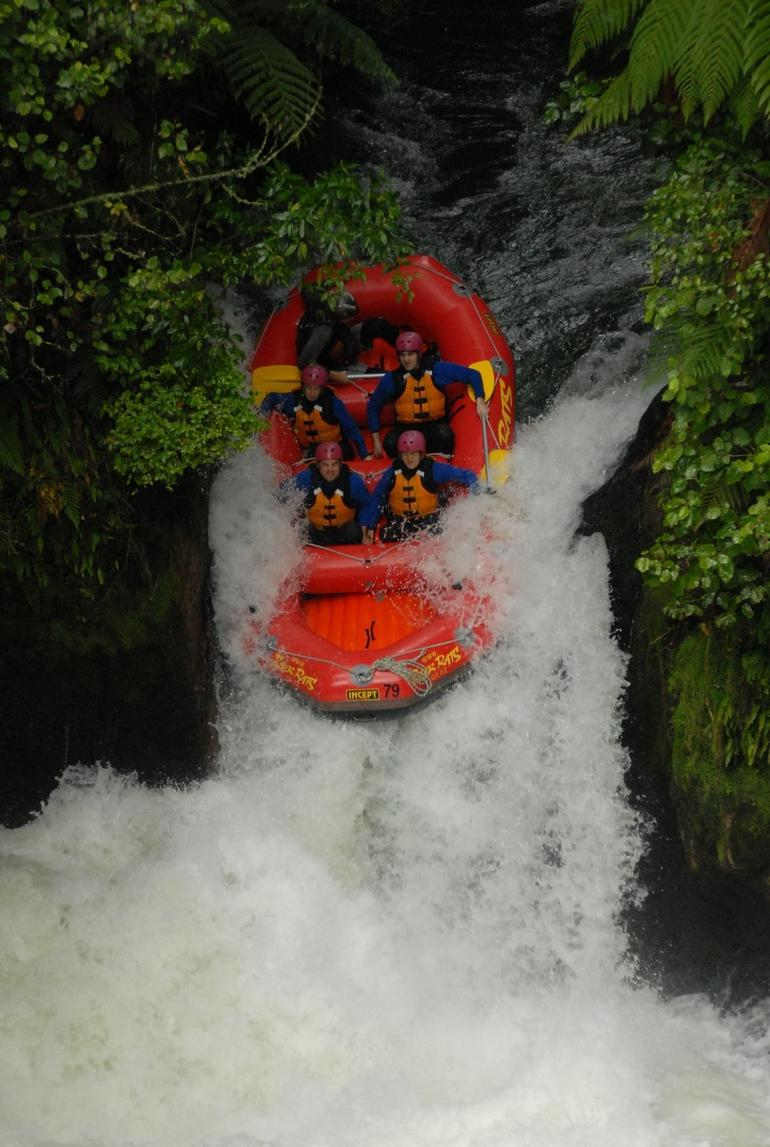 Kaituna river rafting - Rotorua