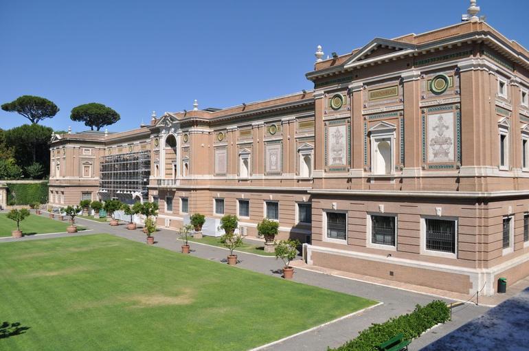 Musei Vaticani - Rome