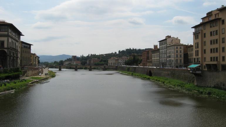 Near the Florence Opera - Florence
