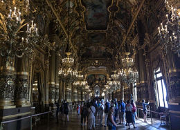 This is the Palais Garnier in Paris, absolutely fantastic! I highly recommend taking a tour, you'll get a lot more out of it that way. , Annie S - August 2016