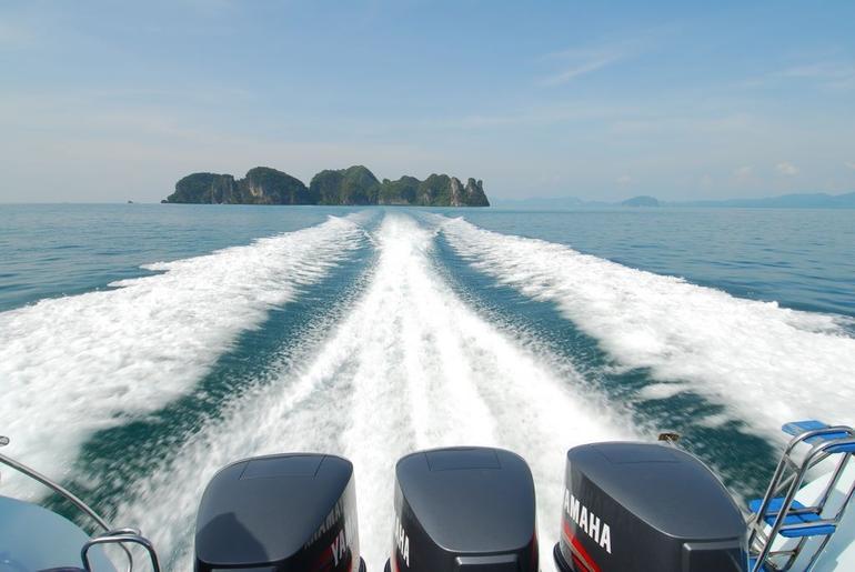 Krabi by Speedboat - Krabi