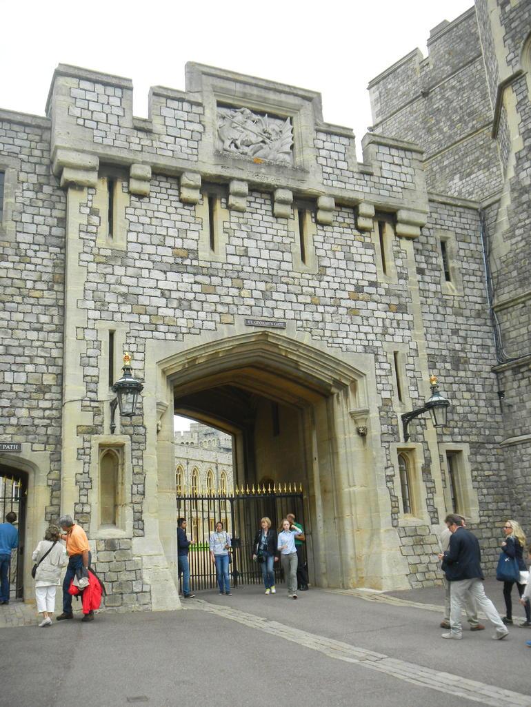 Puerta de entrada - London