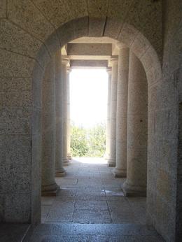 Rhodes Memorial, JC - April 2012