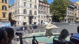 Rome , Damara P - September 2015