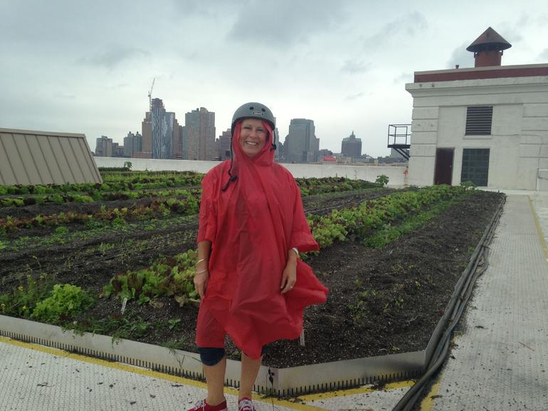 Roof Top Market Garden - Brooklyn