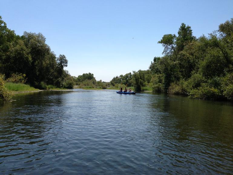 Russian River Canoe Trip - Napa & Sonoma