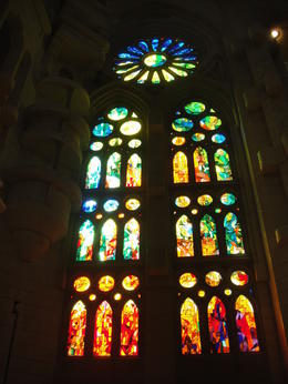 Sagrada Familia - June 2012