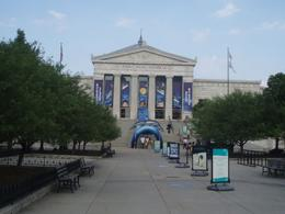 The Shedd is another destination on the City Pass and is a nice aquarium. While we have seen other more impressive aquariums, this is certainly worth the visit., Carl R - July 2009