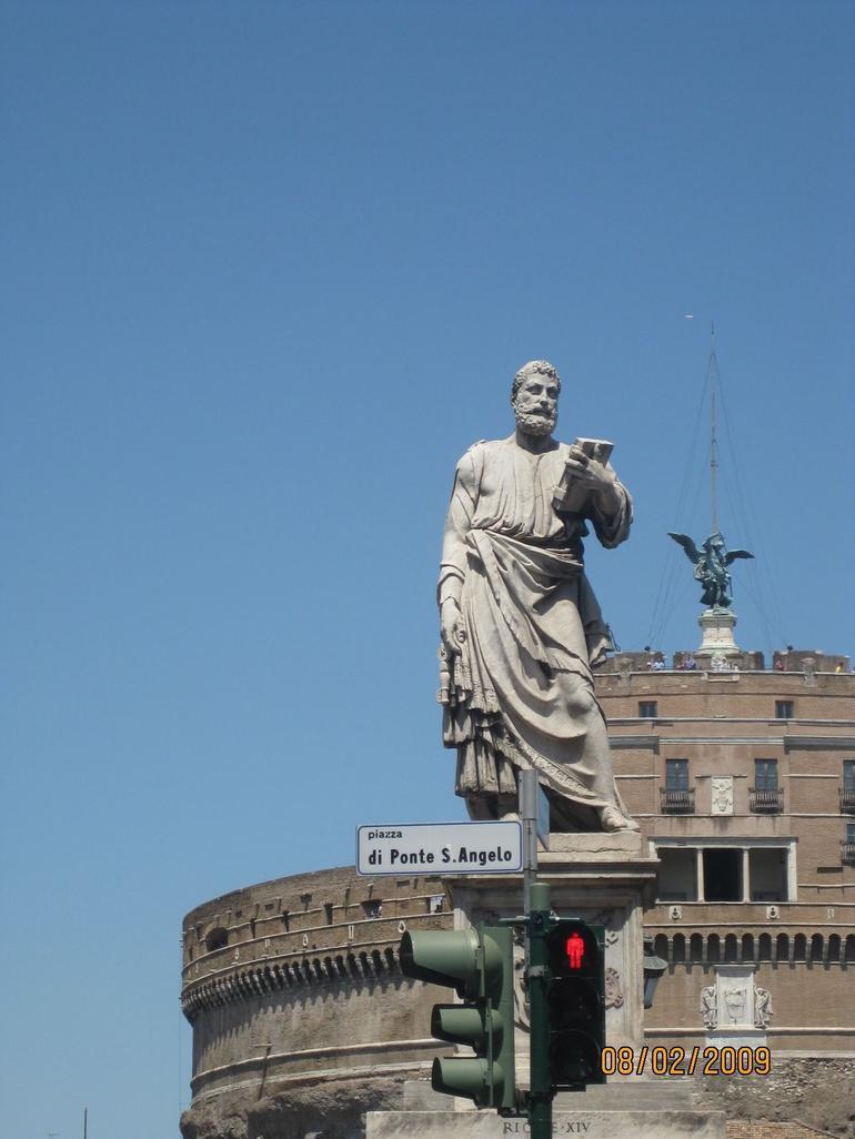 St. Angelo's - Rome