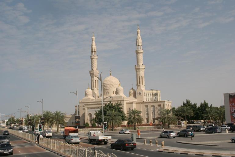 The Jumerah Mosque - Dubai