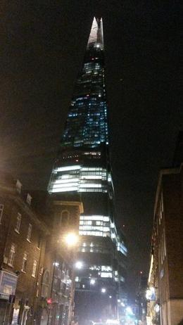 The Shard by night , Pavol K - January 2014