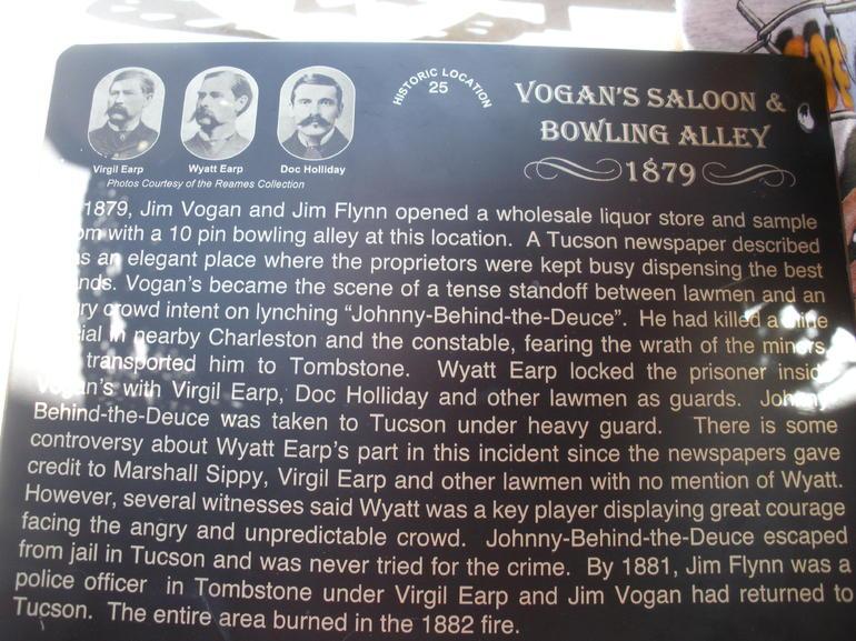 Tombstone, AZ - Phoenix
