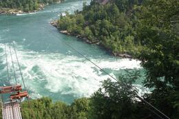 The jet boat trip in this part of the Niagara River looks really good., Richard A - August 2009