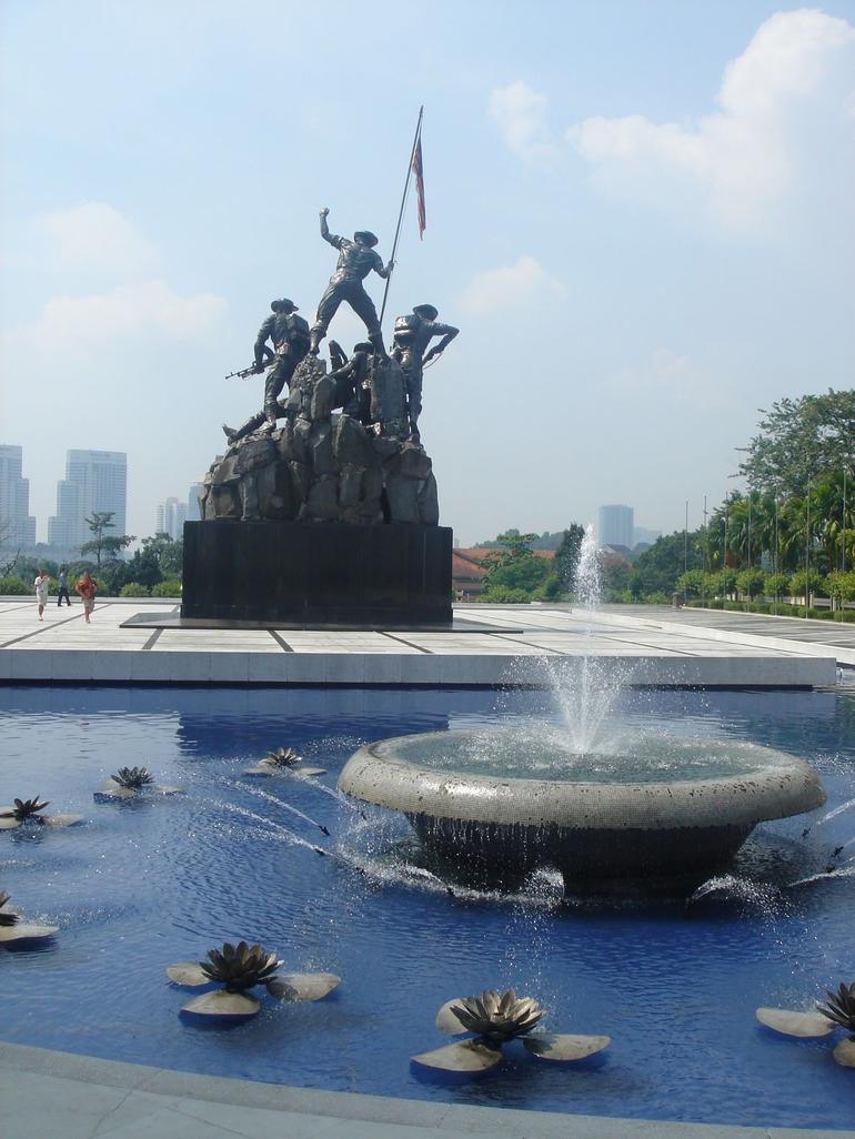 War Memorial - Kuala Lumpur