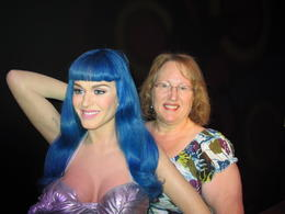 The beautiful Katy Perry, Cyndi - June 2012