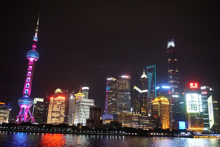 Huangpu River Cruise and Bund City Lights Evening Tour of Shanghai photo 20