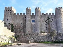 Castelo em Óbidos , Zigon - February 2017