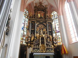 Mondsee - St. Michael's Church. Fantastic , Joe G - September 2017